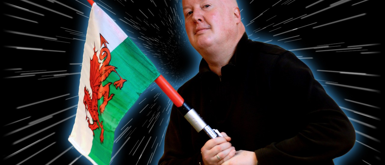 The Empire Strikes, Bach – Radio Wales Arts Show – December 16th 6.30pm